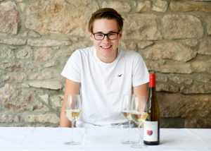 Justus 1. Wein 2017